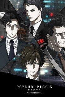 Assistir Psycho-Pass 3: First Inspector Online Grátis Dublado Legendado (Full HD, 720p, 1080p)   Naoyoshi Shiotani   2020