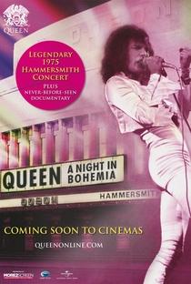 Assistir QUEEN - A NIGHT IN BOHEMIA Online Grátis Dublado Legendado (Full HD, 720p, 1080p) | Brian May