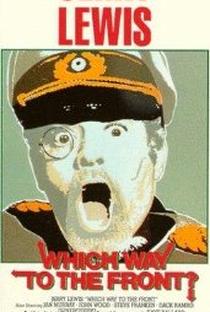Assistir Qual é o Caminho para a Guerra? Online Grátis Dublado Legendado (Full HD, 720p, 1080p)   Jerry Lewis (I)   1970