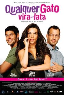 Assistir Qualquer Gato Vira-Lata Online Grátis Dublado Legendado (Full HD, 720p, 1080p)   Daniela de Carlo
