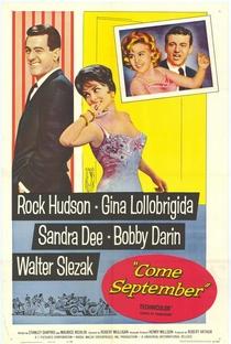 Assistir Quando Setembro Vier Online Grátis Dublado Legendado (Full HD, 720p, 1080p) | Robert Mulligan | 1961