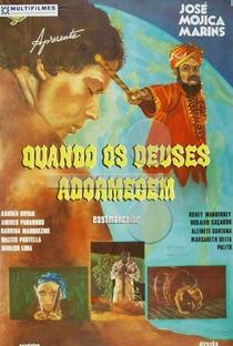 Assistir Quando os Deuses Adormecem Online Grátis Dublado Legendado (Full HD, 720p, 1080p) | José Mojica Marins | 1972