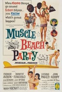 Assistir Quanto Mais Músculos Melhor Online Grátis Dublado Legendado (Full HD, 720p, 1080p)   William Asher (I)   1964