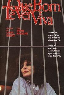 Assistir Que Bom Te Ver Viva Online Grátis Dublado Legendado (Full HD, 720p, 1080p) | Lúcia Murat | 1989