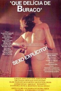 Assistir Que Delícia de Buraco Online Grátis Dublado Legendado (Full HD, 720p, 1080p) | Francisco Cavalcanti | 1985