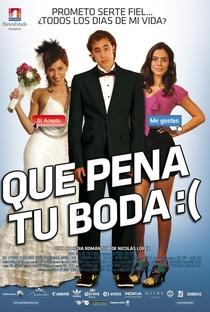 Assistir Que Pena Tu Boda Online Grátis Dublado Legendado (Full HD, 720p, 1080p)   Nicolás López   2011
