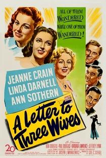 Assistir Quem É o Infiel? Online Grátis Dublado Legendado (Full HD, 720p, 1080p)   Joseph L. Mankiewicz   1949