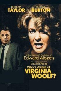 Assistir Quem Tem Medo de Virginia Woolf? Online Grátis Dublado Legendado (Full HD, 720p, 1080p)   Mike Nichols (I)   1966