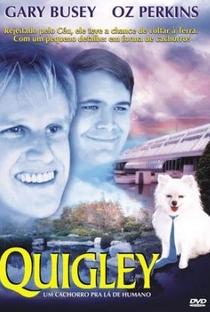 Assistir Quigley - Um Cachorro Pra Lá de Humano Online Grátis Dublado Legendado (Full HD, 720p, 1080p) | William Byron Hillman | 2003