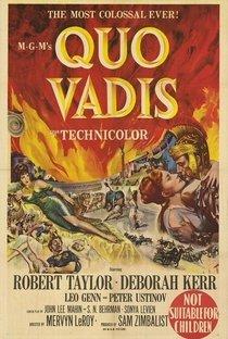 Assistir Quo Vadis? Online Grátis Dublado Legendado (Full HD, 720p, 1080p) | Anthony Mann