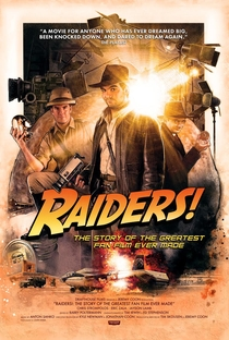 Assistir Raiders!: The Story of the Greatest Fan Film Ever Made Online Grátis Dublado Legendado (Full HD, 720p, 1080p) | Jeremy Coon