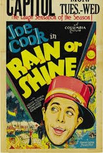 Assistir Rain or Shine Online Grátis Dublado Legendado (Full HD, 720p, 1080p) | Frank Capra | 1930