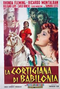 Assistir Rainha da Babilonia Online Grátis Dublado Legendado (Full HD, 720p, 1080p) | Carlo Ludovico Bragaglia | 1954