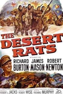 Assistir Ratos do Deserto Online Grátis Dublado Legendado (Full HD, 720p, 1080p) | Robert Wise (I) | 1953