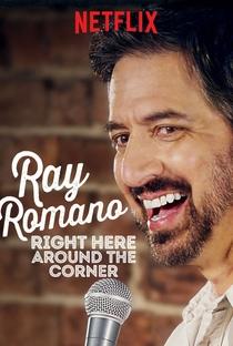 Assistir Ray Romano: Right Here, Around the Corner Online Grátis Dublado Legendado (Full HD, 720p, 1080p) | Michael Showalter | 2019