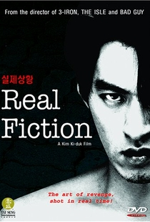 Assistir Real Fiction Online Grátis Dublado Legendado (Full HD, 720p, 1080p) | Ki-duk Kim (II) | 2000