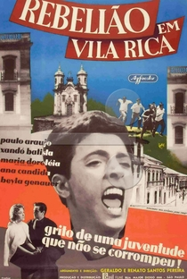 Assistir Rebelião em Vila Rica Online Grátis Dublado Legendado (Full HD, 720p, 1080p) | Geraldo Santos Pereira
