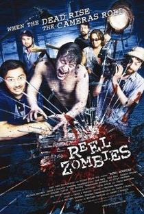 Assistir Reel Zombies Online Grátis Dublado Legendado (Full HD, 720p, 1080p)   David J. Francis   2008