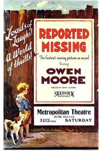 Assistir Reported Missing Online Grátis Dublado Legendado (Full HD, 720p, 1080p) | Henry Lehrman | 1922