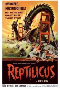 Assistir Reptilicus Online Grátis Dublado Legendado (Full HD, 720p, 1080p) | Sidney W. Pink | 1961
