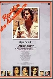 Assistir República dos Assassinos Online Grátis Dublado Legendado (Full HD, 720p, 1080p) | Miguel Faria Jr | 1979