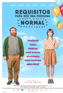 Assistir Requisitos Para Ser uma Pessoa Normal Online Grátis Dublado Legendado (Full HD, 720p, 1080p) | Leticia Dolera | 2015