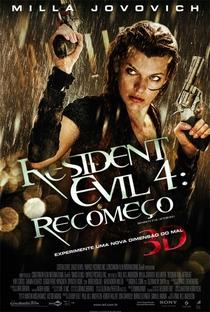 Assistir Resident Evil 4: Recomeço Online Grátis Dublado Legendado (Full HD, 720p, 1080p) | Paul W.S. Anderson | 2010