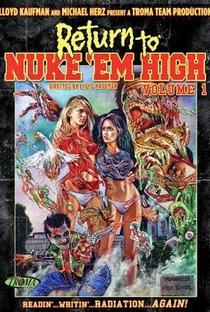 Assistir Return to Nuke 'Em High Online Grátis Dublado Legendado (Full HD, 720p, 1080p) | Lloyd Kaufman | 2013