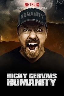 Assistir Ricky Gervais - Humanidade Online Grátis Dublado Legendado (Full HD, 720p, 1080p) | John L. Spencer | 2018