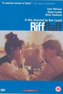 Assistir Riff-Raff Online Grátis Dublado Legendado (Full HD, 720p, 1080p) | Ken Loach | 1991