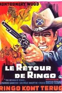 Assistir Ringo Não Discute... Mata Online Grátis Dublado Legendado (Full HD, 720p, 1080p) | Duccio Tessari | 1965