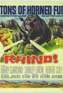 Assistir Rinoceronte! Online Grátis Dublado Legendado (Full HD, 720p, 1080p) | Ivan Tors | 1964