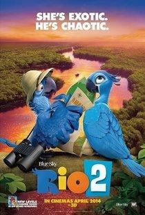 Assistir Rio 2 Online Grátis Dublado Legendado (Full HD, 720p, 1080p)   Carlos Saldanha (I)   2014