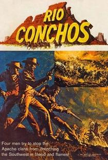 Assistir Rio Conchos Online Grátis Dublado Legendado (Full HD, 720p, 1080p)   Gordon Douglas   1964