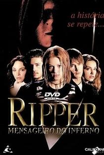 Assistir Ripper: Mensageiro do Inferno Online Grátis Dublado Legendado (Full HD, 720p, 1080p) | John Eyres | 2001