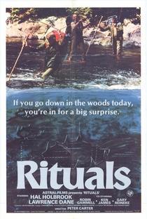 Assistir Rituals Online Grátis Dublado Legendado (Full HD, 720p, 1080p) | Peter Carter (I) | 1977
