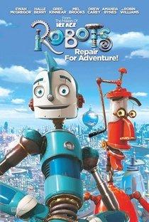 Assistir Robôs Online Grátis Dublado Legendado (Full HD, 720p, 1080p) | Carlos Saldanha (I)