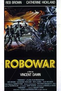 Assistir Robowar: A Caminho do Inferno Online Grátis Dublado Legendado (Full HD, 720p, 1080p) | Bruno Mattei | 1988