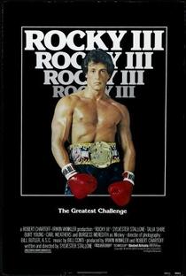 Assistir Rocky III - O Desafio Supremo Online Grátis Dublado Legendado (Full HD, 720p, 1080p) | Sylvester Stallone | 1982