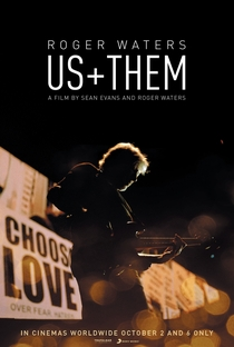 Assistir Roger Waters: Us + Them Online Grátis Dublado Legendado (Full HD, 720p, 1080p) | Roger Waters (I)