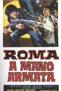 Assistir Roma Armada Online Grátis Dublado Legendado (Full HD, 720p, 1080p) | Umberto Lenzi (I) | 1976