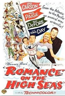 Assistir Romance em Alto Mar Online Grátis Dublado Legendado (Full HD, 720p, 1080p) | Michael Curtiz | 1948