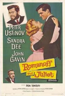 Assistir Romanoff e Julieta Online Grátis Dublado Legendado (Full HD, 720p, 1080p) | Peter Ustinov | 1961