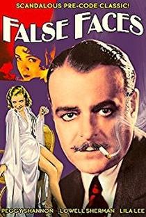 Assistir Rostos Falsos Online Grátis Dublado Legendado (Full HD, 720p, 1080p) | Lowell Sherman | 1932