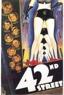 Assistir Rua 42 Online Grátis Dublado Legendado (Full HD, 720p, 1080p) | Lloyd Bacon | 1933