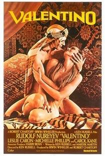 Assistir Rudolph Valentino - O Ídolo, o Homem Online Grátis Dublado Legendado (Full HD, 720p, 1080p) | Ken Russell | 1977