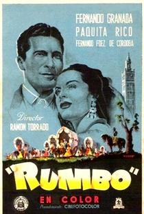 Assistir Rumbo Online Grátis Dublado Legendado (Full HD, 720p, 1080p) | Ramón Torrado | 1950