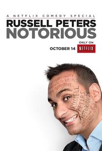 Assistir Russell Peters: Notorious Online Grátis Dublado Legendado (Full HD, 720p, 1080p)   Dave Higby   2013