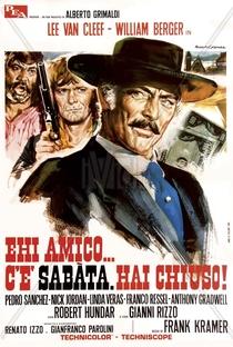 Assistir Sabata - O Homem que Veio para Matar Online Grátis Dublado Legendado (Full HD, 720p, 1080p) | Gianfranco Parolini | 1969