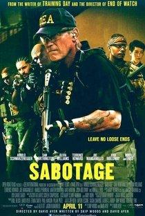 Assistir Sabotagem Online Grátis Dublado Legendado (Full HD, 720p, 1080p) | David Ayer | 2014